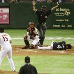 プロ野球のルールの危険球とは?退場処分による出場停止を簡単解説!