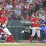 野球のルールのキャッチャーの打撃妨害とは?スコア記録上など解説!