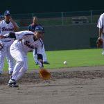 少年野球の内野手の守備の捕球方法!上達する練習の仕方やコツとは?