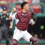 少年野球のキャッチャーの2塁への送球!ステップを使う投げ方とは?