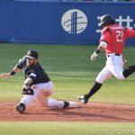 野球のルールの1塁のオーバーランとは?走り抜けるのを簡単解説!