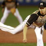 野球のピッチャーの球速を上げる方法!トレーニングや筋肉が重要?
